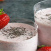 Sementes de chia|Delicioso para o smoothie e iogurte